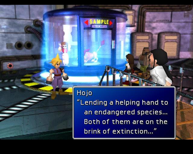 Final Fantasy 7 Remake!