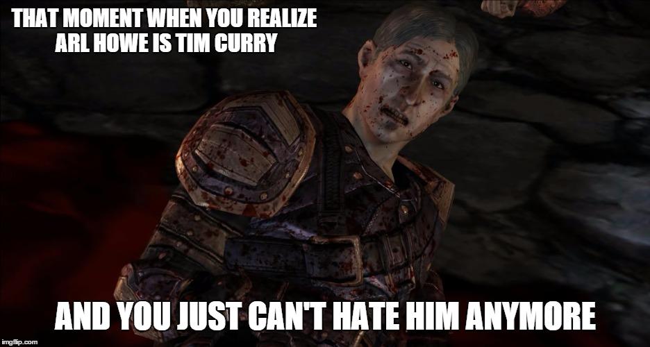 I made a Dragon Age meme!